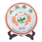 """Шен пуэр Ту Линь """"704"""" классический, 2015 год, Мэнхай, Юньнань, 100г"""
