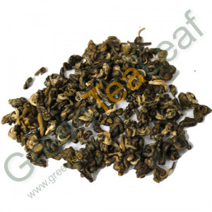 Зеленый чай Би Ло Чунь (Изумрудные спирали весны), в упаковке, фабричная фасовка 100г