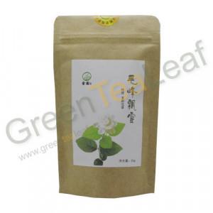 Зеленый весенний чай Маофэнг с цветами жасмина, натуральный, 50г