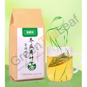 Травяная чайная смесь листьев лотоса и дыни, в пакетиках, 40шт., 160г