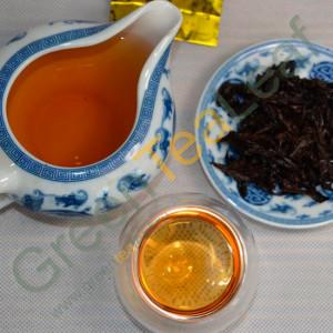 Улун Да Хун Пао (Большой Красный Халат), вакуумная упаковка, Фузцянь, 1шт