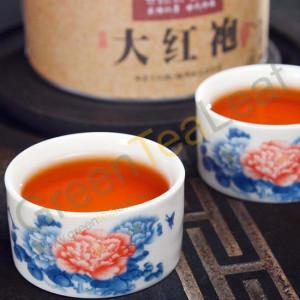 Улун Да Хун Пао императорский (Большой Красный Халат), премиум класса, Фуцзянь, банка, 50г