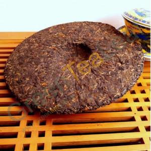 Шу Пуэр 7552, 2012 года, Мэнхай, Юньнань, 357г