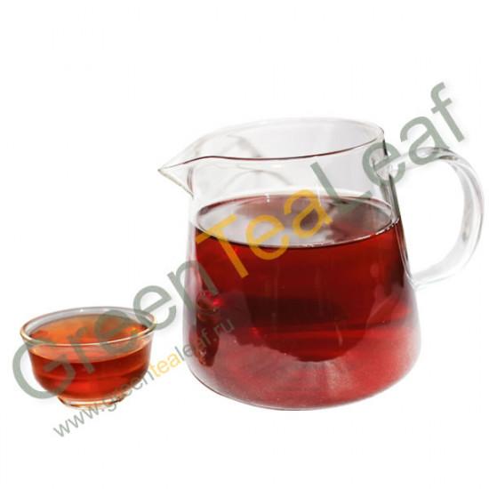 чай шу пуэр гун тин