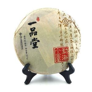 Шу пуэр Зяо Джин Хао мэнхайский, ЮпинТанг, блин 357 грамм