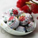 Шу Пуэр мини с лепестками розы, ЮпинТанг, 2012 год, 1шт.
