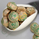 Шен пуэр мини точа с ароматом клейкий рис, Юпинтанг, 2013 год, 1 шт.