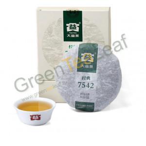 Шен Пуэр Даи 7542, Мэнхай, Юньнань, 150г