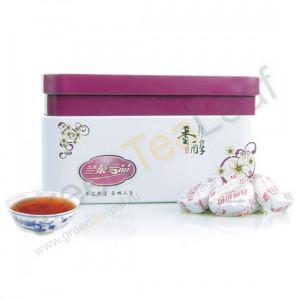 Шу Пуэр мини в форме сердца, специальный подарочный набор для любимых, Юньнань, 180г