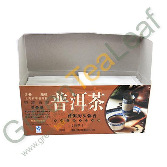 Пуэр китайский похудение чай