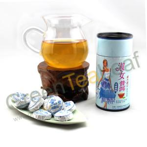 Шен Пуэр для Леди (спелый вкус), ЮпинТанг, 2012 год, Мэнхай, Юньнань,100г