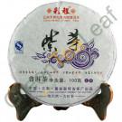Шен пуэр специальный фиолетовый, Чай Ченг, 2013г, Юньнань, 100г