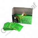 Китайский зеленый чай пуэр для похудения в пакетиках, 24 шт в упаковке