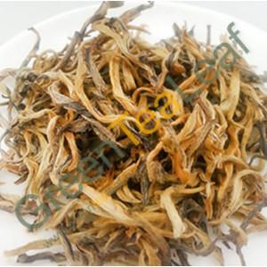Черный чай Золотой Дянь Хун (Диан Хонг), высший сорт, 50 грамм