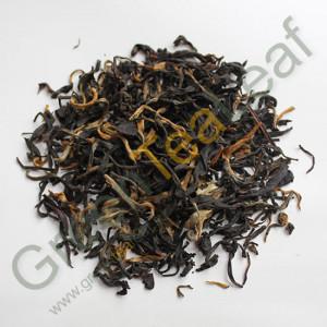 Черный чай Дянь Хун (Диан Хонг), сорт В, фабричная фасовка 200г, экономичная упаковка