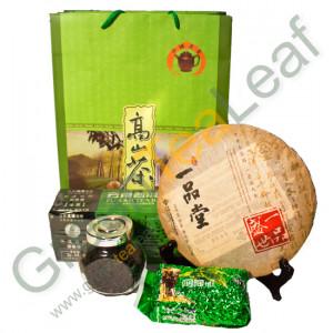 """Набор """"Китайский чайный подарок"""" (Best Chinese Tea Gift)"""