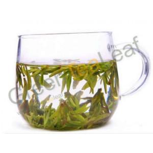 Зеленый чай Лунцзин (Колодец Дракона), класс премиум, Китай (Чжэцзян), подарочный