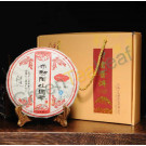 Шу пуэр ручной работы, 2002 года, Мэнхай, Юньнань, 300г