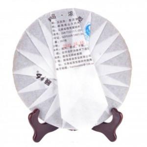Шен Пуэр Wuguling 2016 год, Мэнхай Юньнань, 357г