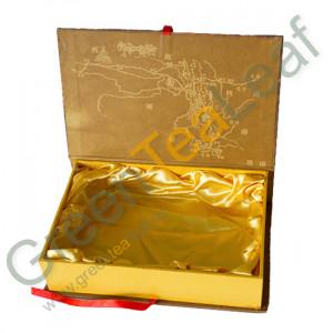 Подарочная коробка для пуэра в форме кирпич