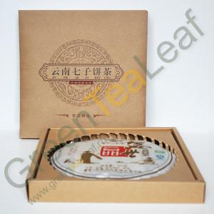 Бумажная коробка для хранения чая пуэр