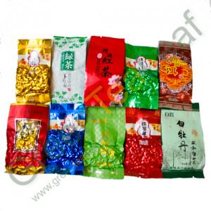 Набор китайского чая 10 вкусов