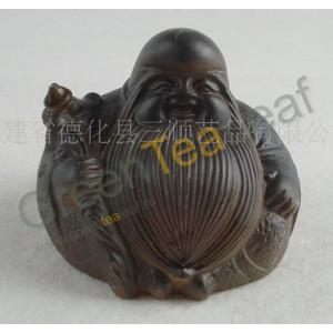 Статуэтка для чайной церемонии Символ Долголетия, изменяет цвет