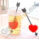 "Ситичко для заваривания чая ""Сердце"", пластик"