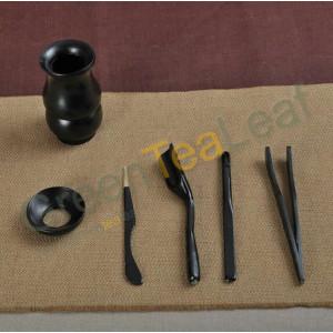 Набор аксессуаров для чая пуэр, бамбук - распродажа