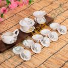 Китайский чайный набор посуды из 10 предметов