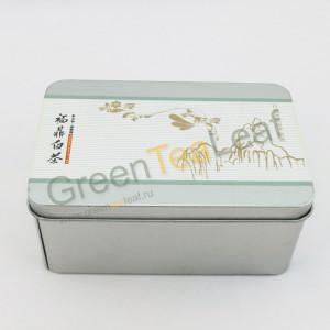 Белый чай Бай Хао Инь Чжень (Серебряные иглы), премиум, вакуумная упаковка
