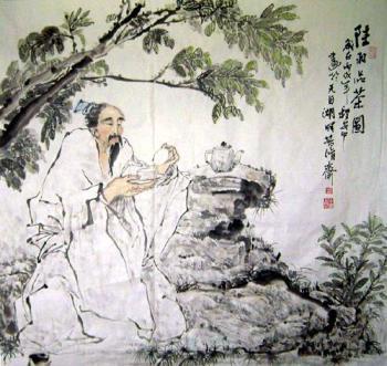 Китайский чайный канон - история чая